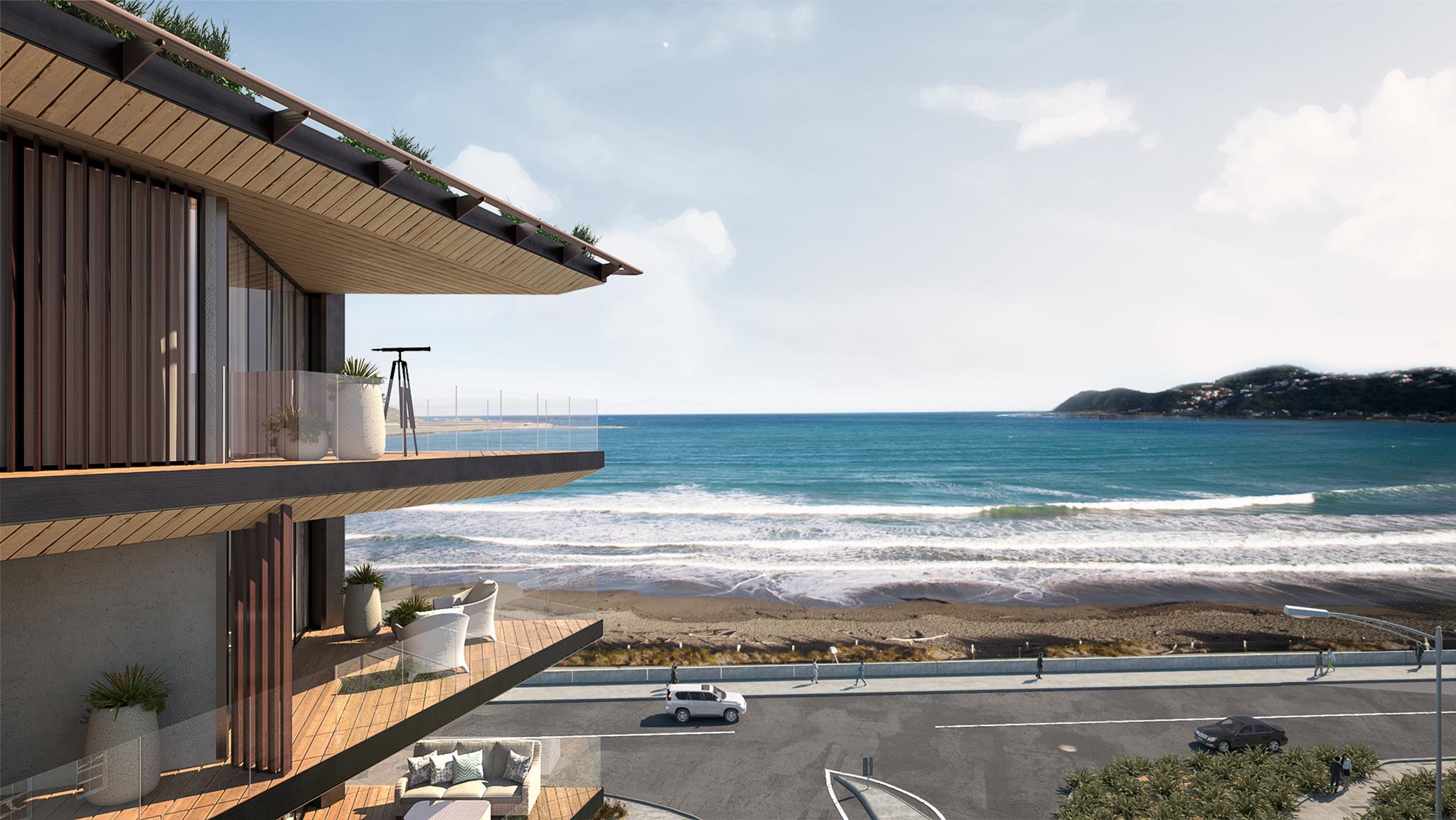 Wellington New Zealand Apartments